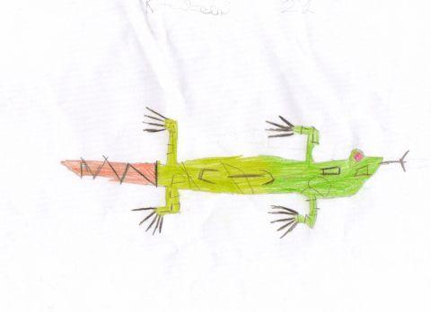 Kyle S - Y2 - lizard