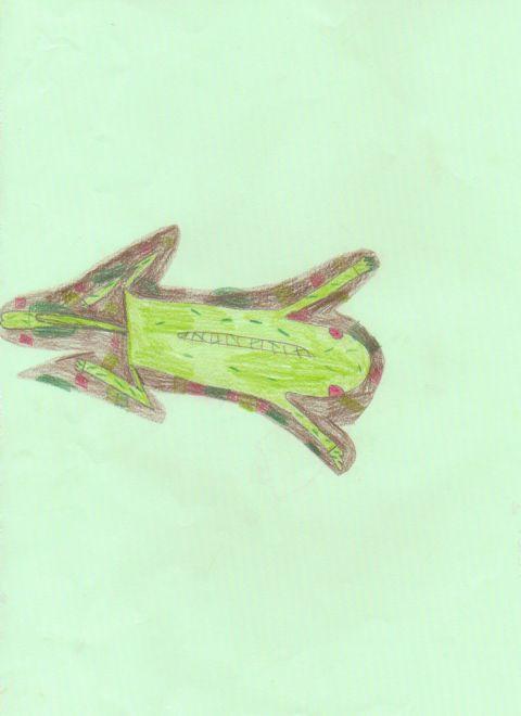 Ava Needham - Y2 - frog