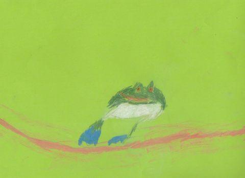 Grace Taylor - Y2 - frog