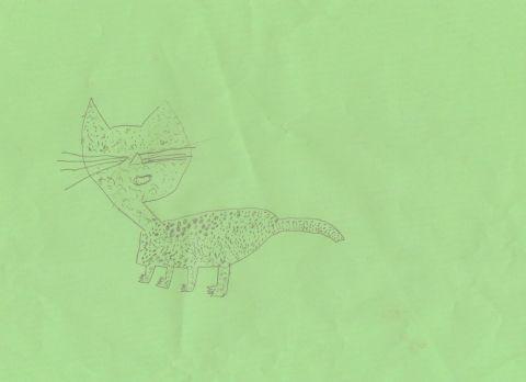 Katie - Y2 - Jaguar