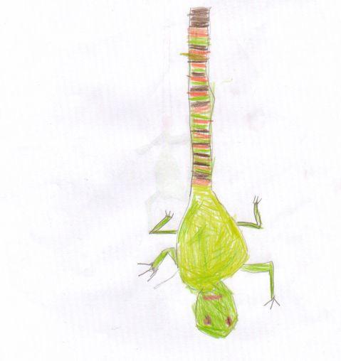 Zac Dean - Y2 - Lizard