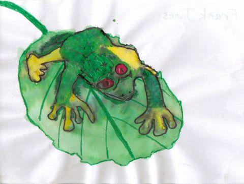 Frank Jones - Y5 - Frog