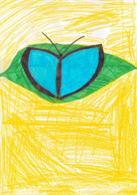 Jasmine W - Y5 - Butterfly