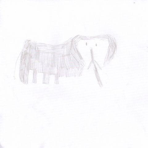 Jess - Y3 - elephant
