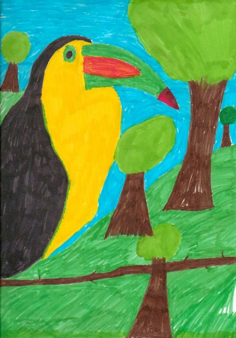 Lucy E - Y5 - Toucan
