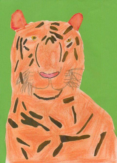 Mya Cunningham - Y5 - Tiger