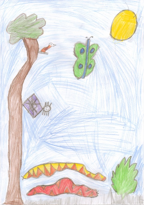 Hanna - Year 3 - Mrs Smiley - Salusbury