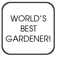 World's best gardener