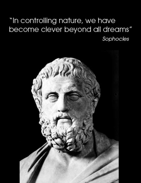 Sophocles quote