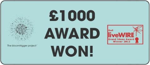 Award won - Grand Ideas award!