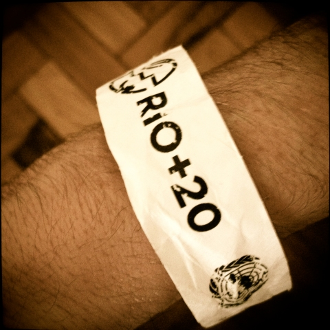 Rio+20 tag