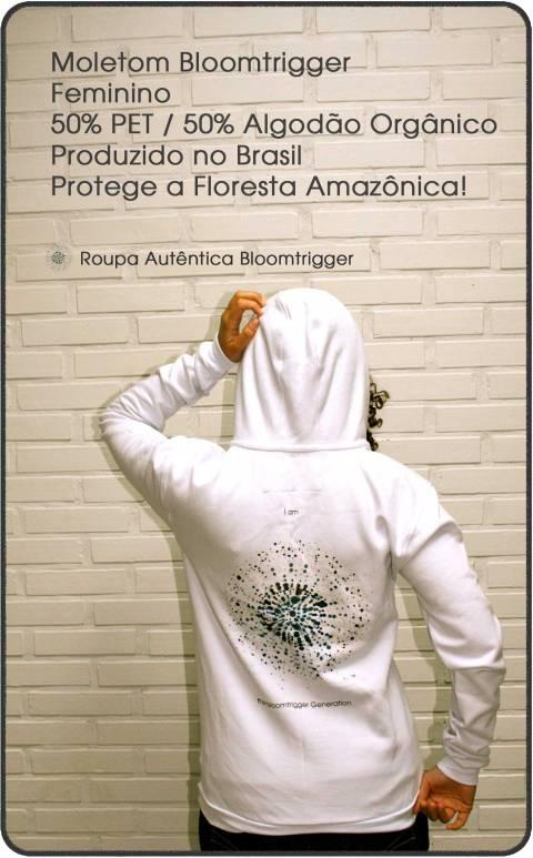 Moletom Bloomtrigger feminino